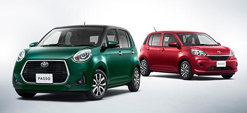5位「トヨタパッソ/ダイハツブーン」気安さが魅力のもっとも小さなコンパクトカー1
