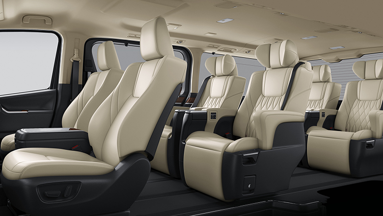 【最新版】室内が広い車ランキング。絶対的な容積か、一人当たりの床面積か?