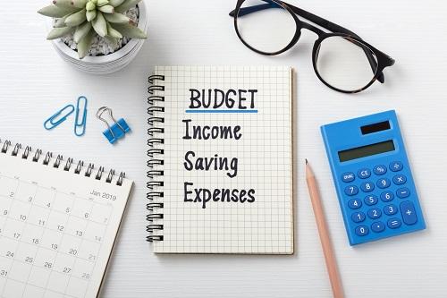 1. 1週間で予算を立てて管理する