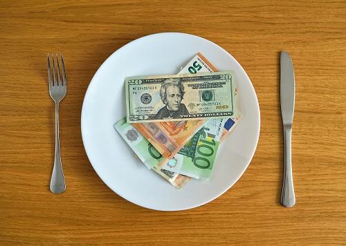 1. 食費を把握して予算を立てる