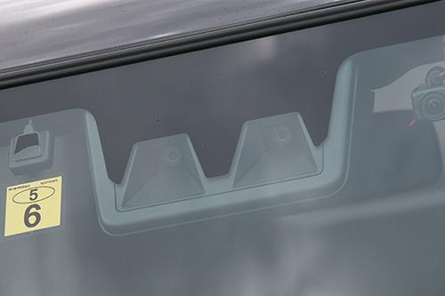 タフトのターボ車にはCVTはより幅広い制御が可能なD-CVTが3