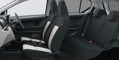 3位「ミライース」燃費に特化した第3のエコカー4