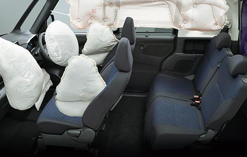 日々刻々と強化される車の安全性1