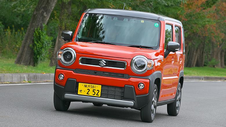 【最新版】乗り心地の良い軽自動車ランキングTOP5