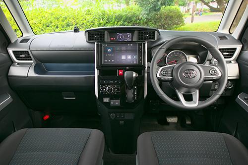 先進安全装備のみならず運転支援や便利機能も充実
