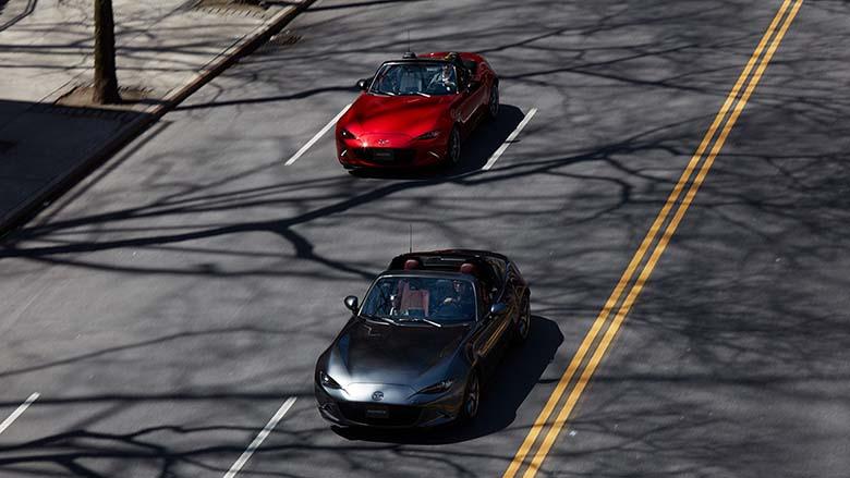 リースならロードスターRFに乗れる!趣味性の高い車こそリースがおすすめの理由とは