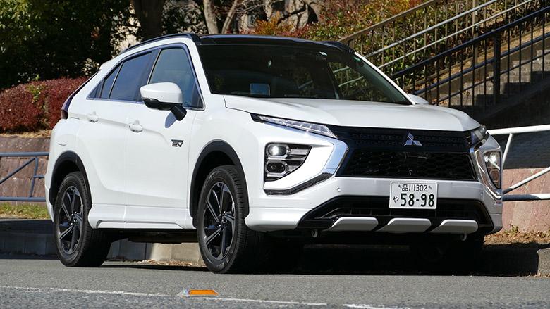 4WDとEVは三菱のモノづくりのファウンデーション「三菱エクリプスクロスPHEV」編