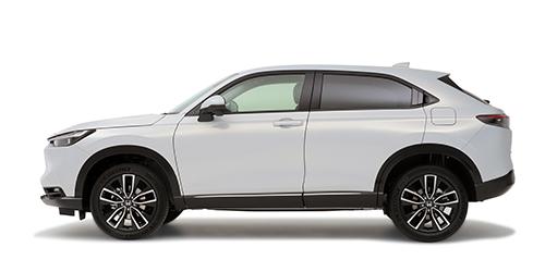 クーペライクなスタイルとなった新型ホンダヴェゼルは4月発売予定3