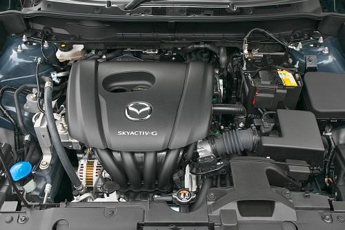 2020年に追加された1.5Lガソリンエンジンは割安感たっぷり1