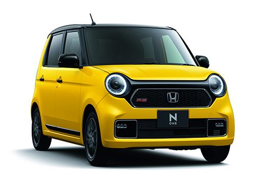 マニュアル車に乗りたいなら「ホンダ N-ONE RS」