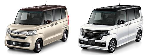 内外装が異なる「標準モデル」と「カスタム」の2タイプをラインナップ