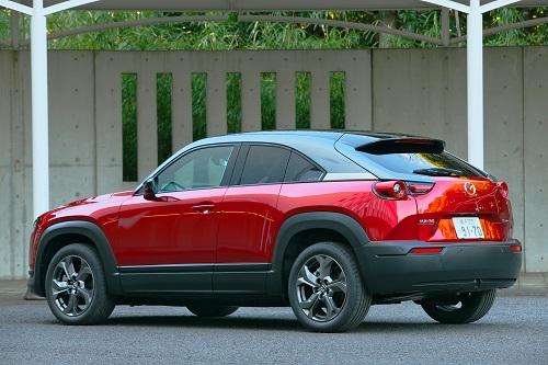 条件が合えば電気自動車(EV)も選択肢のひとつに1
