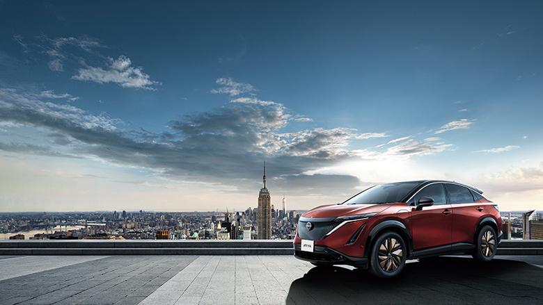 【予約絶好調!】日産の高級EVでSUVの「アリア」ついに日本専用限定車で予約注文開始!