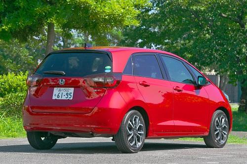 e:HEVの好燃費、充実した先進安全装備