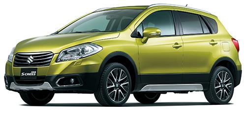 価格と性能の両方のバランスを狙うなら 2代目 SX4 Sクロス 2015年式以降 中古車市場の相場150〜180万円