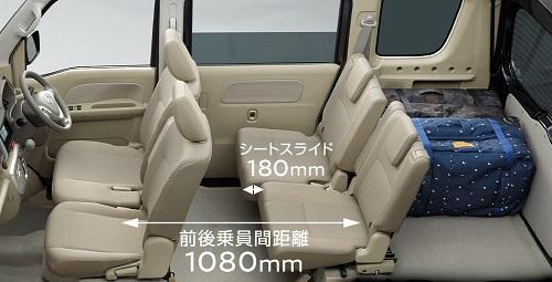 NV100クリッパーリオの荷室・座席アレンジ_01