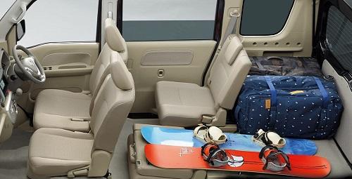 NV100クリッパーリオの荷室・座席アレンジ_03
