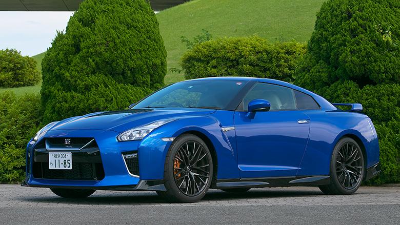 「日産GT-R」世界に誇る日本のスーパースポーツカー