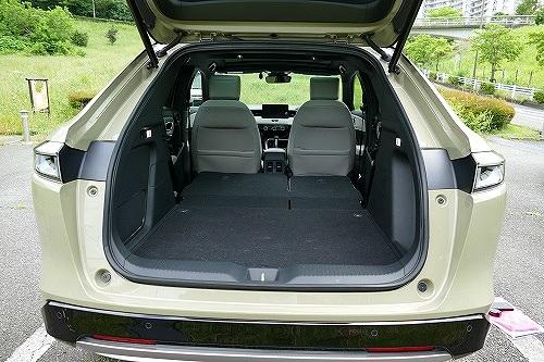 「実用性」光るヴェゼルの広さと使い勝手、MX-30の後席ドアも独自の魅力が3