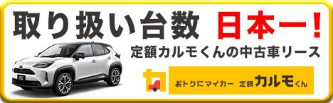 中古車取扱台数日本一