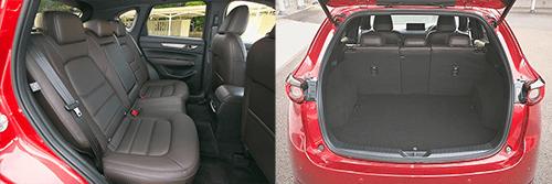 「ユーティリティ編」各車とも十分な室内・荷室スペース2