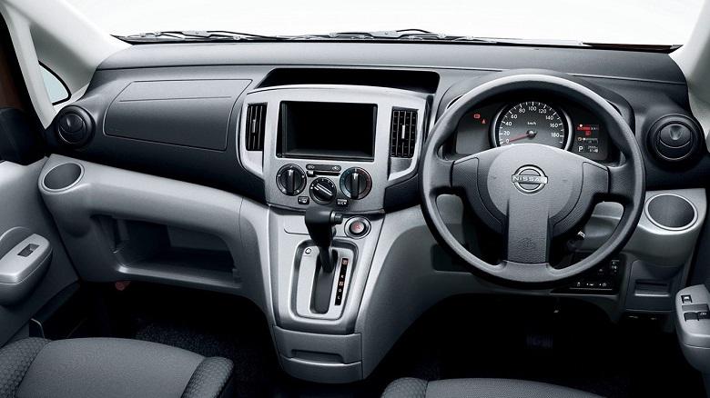 NV200バネットワゴンの内装の魅力は?積載性に注目!
