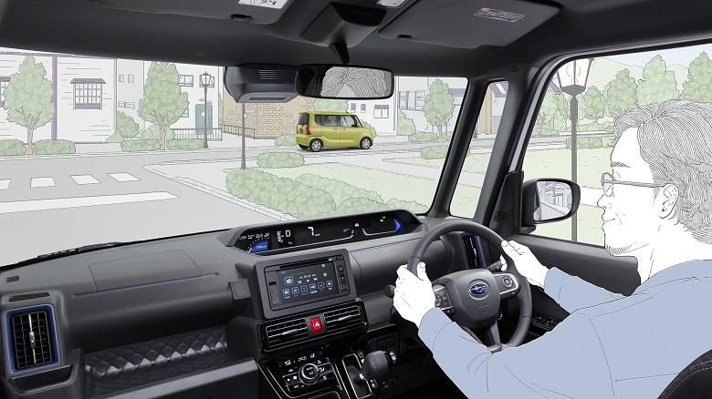 多彩な先進安全技術を搭載!シフォンの安全性能を徹底調査