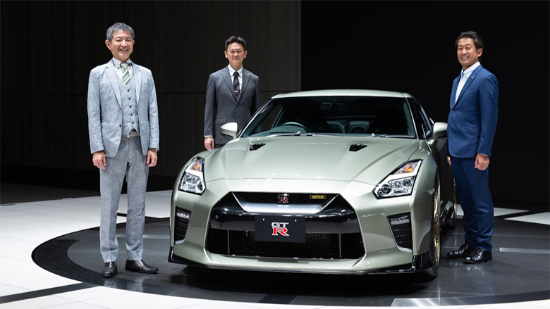 【画像43枚&動画&開発裏話】日産 GT-R 2022年モデル発表!2つの「T-spec」はもはや芸術品!