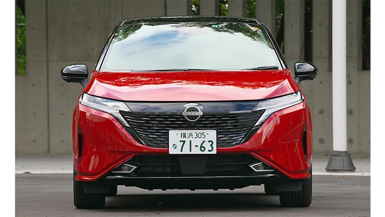 「日産ノート オーラ」小さな高級車は目の肥えた50代への贈りモノ(岡崎五朗レポート)