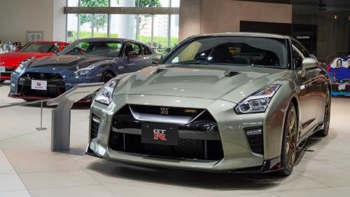 【画像】GT-R Premium edition T-spec1