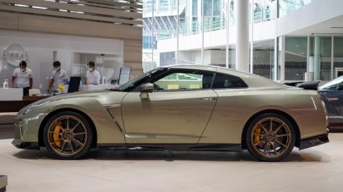 【画像】GT-R Premium edition T-spec5