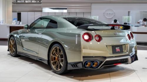 【画像】GT-R Premium edition T-spec6